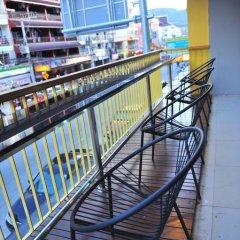 Lu Lu Hotel балкон