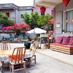 Отель Shenzhen Nanao Caichongju Homestay No.1 Branch питание