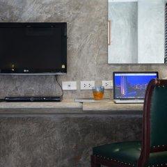 Отель Buddy Boutique Inn 3* Стандартный номер с различными типами кроватей фото 4