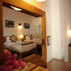 Отель Vinh Hung Riverside Resort & Spa 3* Номер Делюкс с различными типами кроватей фото 2