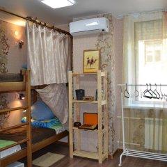 Хостел Рус - Иркутск Кровать в женском общем номере с двухъярусной кроватью фото 6