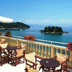 Отель Mouse Island Греция, Корфу - отзывы, цены и фото номеров - забронировать отель Mouse Island онлайн пляж фото 2