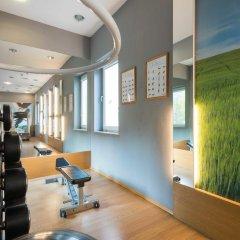 Отель Scandic Wroclaw фитнесс-зал фото 4