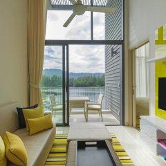 Отель Cassia Phuket 4* Люкс с 2 отдельными кроватями фото 7