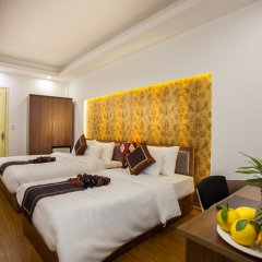 Dong A Hotel 2* Номер Делюкс фото 9