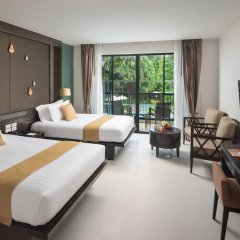 Отель Centara Anda Dhevi Resort and Spa 4* Номер Делюкс с различными типами кроватей фото 3