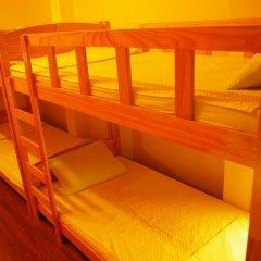 Отель Gonggan Guesthouse 2* Кровать в женском общем номере с двухъярусной кроватью
