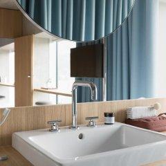 Placid Hotel Design & Lifestyle Zurich 4* Люкс с различными типами кроватей фото 6