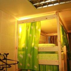 Len Inn Luxe Hostel Кровати в общем номере с двухъярусными кроватями фото 4