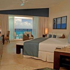 Отель Grand Park Royal Luxury Resort Cancun Caribe 4* Президентский люкс с различными типами кроватей фото 3