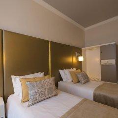 Отель My Story Ouro 3* Стандартный номер с различными типами кроватей фото 11