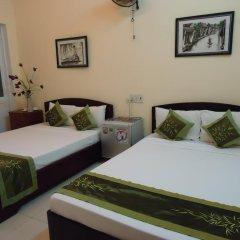 Nam Ngai Hotel Стандартный семейный номер с двуспальной кроватью фото 12