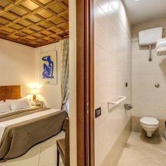 Отель Persepolis Rome 3* Стандартный номер с различными типами кроватей фото 6