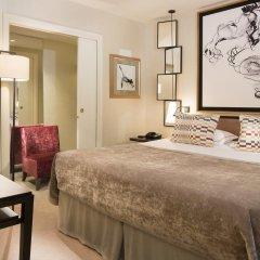 Hotel Balmoral - Champs Elysees 4* Стандартный номер с различными типами кроватей фото 5