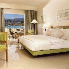 Отель Movenpick Resort Taba 5* Стандартный номер с различными типами кроватей фото 5