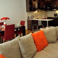 Апартаменты Style Apartments Будапешт комната для гостей фото 5