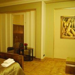Отель Art Deco Loft Апартаменты с различными типами кроватей