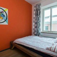 Хостел Ура рядом с Казанским Собором Номер с общей ванной комнатой с различными типами кроватей (общая ванная комната) фото 29