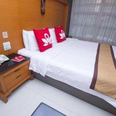 Отель ZEN Rooms Sukhumvit 11 3* Улучшенный номер с различными типами кроватей фото 5
