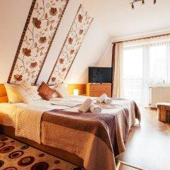 Отель Chata pod Jemiołą Польша, Закопане - отзывы, цены и фото номеров - забронировать отель Chata pod Jemiołą онлайн комната для гостей фото 4
