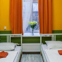 Хостел Пётр Стандартный номер с различными типами кроватей фото 14