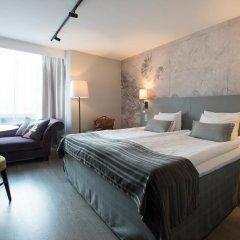 Отель Scandic Crown 4* Стандартный номер с различными типами кроватей фото 2