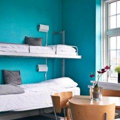 Отель Danhostel Odense City 5* Стандартный номер с различными типами кроватей фото 7