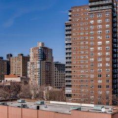 Отель Leo House США, Нью-Йорк - отзывы, цены и фото номеров - забронировать отель Leo House онлайн балкон