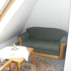Отель Pension Hanspaulka 2* Стандартный номер с различными типами кроватей