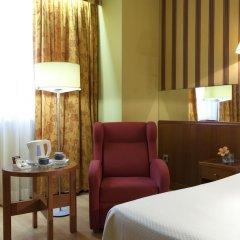 Senator Barcelona Spa Hotel 4* Стандартный номер с различными типами кроватей фото 3