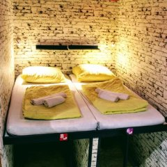 Chillout Hostel Zagreb Кровать в общем номере с двухъярусной кроватью фото 47