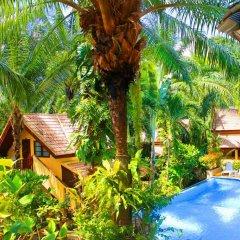 Отель Deevana Krabi Resort Adults Only балкон