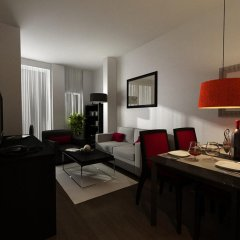 Апартаменты Suites Center Barcelona Apartments Апартаменты с различными типами кроватей фото 3