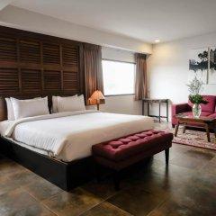 Nanda Heritage Hotel 3* Люкс с различными типами кроватей фото 2