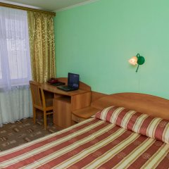 Гостиница Ставрополь 3* Стандартный номер с двуспальной кроватью фото 3