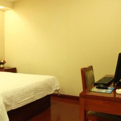 Отель GreenTree Alliance Suzhou Liuyuan Hotel Китай, Сучжоу - отзывы, цены и фото номеров - забронировать отель GreenTree Alliance Suzhou Liuyuan Hotel онлайн комната для гостей фото 4