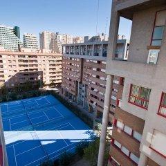 Отель Living Valencia Ciencias Duplex Испания, Валенсия - отзывы, цены и фото номеров - забронировать отель Living Valencia Ciencias Duplex онлайн спортивное сооружение