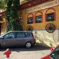 Отель Aranykorona Hotel Венгрия, Силвашварад - отзывы, цены и фото номеров - забронировать отель Aranykorona Hotel онлайн городской автобус