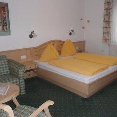 Отель Pension Haus Sanz 3* Апартаменты с различными типами кроватей