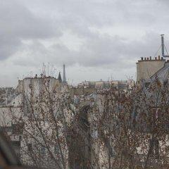 Отель Amazing Saint Germain and Seine Flat Париж балкон