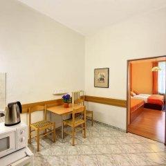 Отель Golden City 3* Апартаменты с различными типами кроватей фото 6