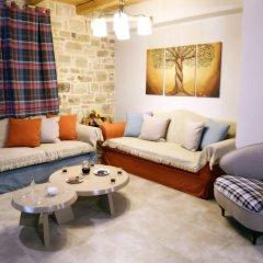 Отель Asion Lithos Улучшенная студия с различными типами кроватей фото 10