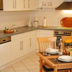 HSH Hotel Apartments Mitte 4* Стандартный номер с разными типами кроватей фото 2