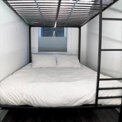 HighRoad Hostel DC Номер категории Эконом с различными типами кроватей фото 5