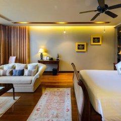 Отель Impiana Private Villas Kata Noi 5* Люкс повышенной комфортности с различными типами кроватей фото 15