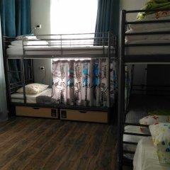 Хостел Кислород O2 Home Кровать в общем номере фото 23