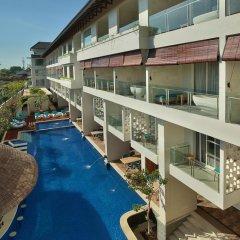 Отель Jimbaran Bay Beach Resort & Spa бассейн фото 3