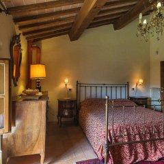 Отель Podere Il Castello Ареццо комната для гостей фото 4