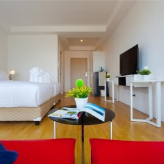 Отель Rang Hill Residence 4* Улучшенный номер с 2 отдельными кроватями фото 4