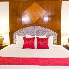 King Park Avenue Hotel 4* Представительский люкс с различными типами кроватей фото 17
